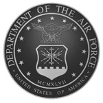 Picture of Aluminum Military Plaques - Air Force