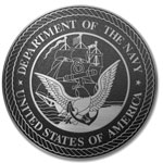 Picture of Aluminum Military Plaques - Navy